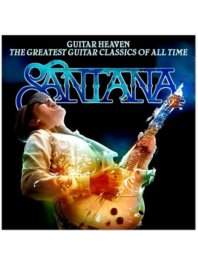 Santana - Guitar Heaven: The Greatest Guitar Classics of All Time Deluxe Edition CD