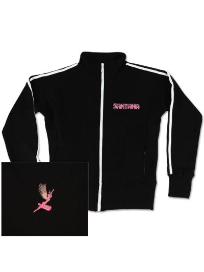 Santana Junior's Euro-Fit Track Jacket