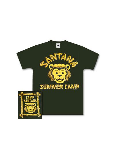 Santana Summer Camp Youth T-Shirt