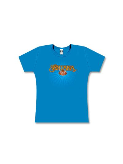Santana Aqua Dove Junior's T-Shirt