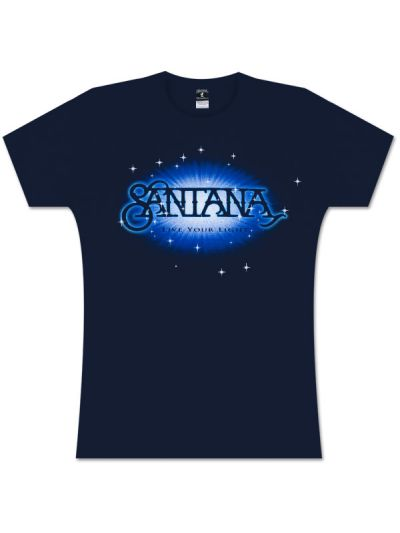 Santana Junior's Fitted  Quasar T-shirt