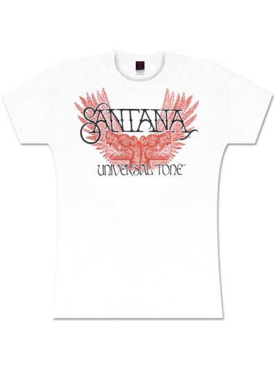Santana Universal Tone Junior's Fitted  T-Shirt