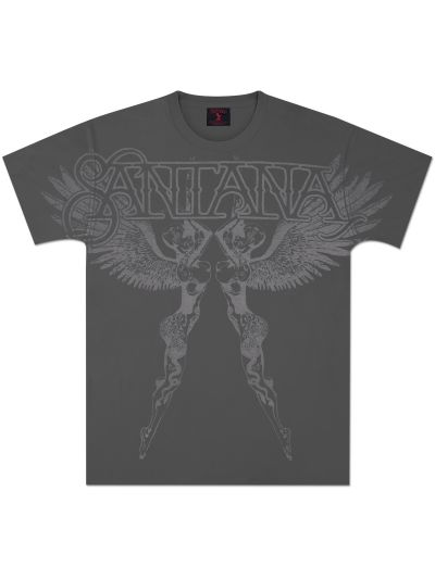 Santana Double Abraxas Angel T-Shirt