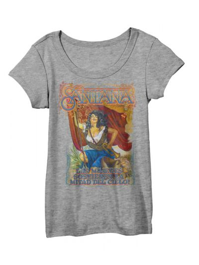 Santana - Adelita Ladies T-Shirt