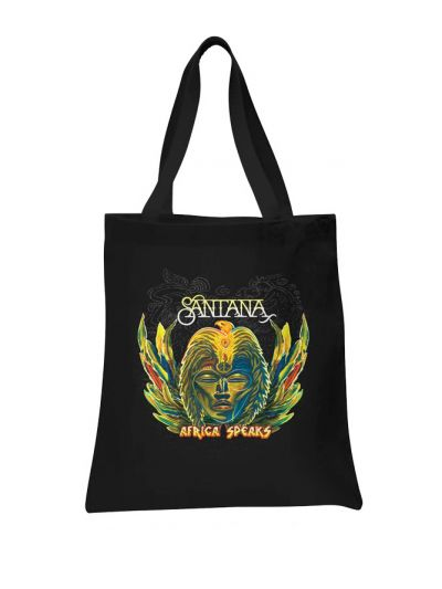Africa Speaks Tote Bag