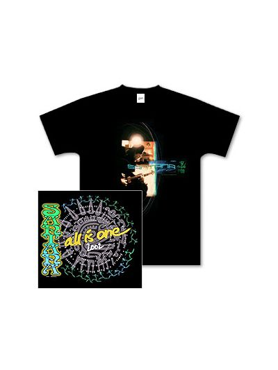 Santana All Is One Photo T-Shirt (South Eastern Leg)