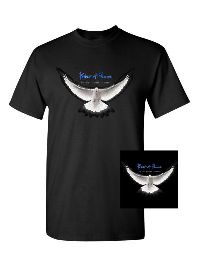 The Isley Brothers & Santana - Power of Peace CD & T-Shirt Bundle