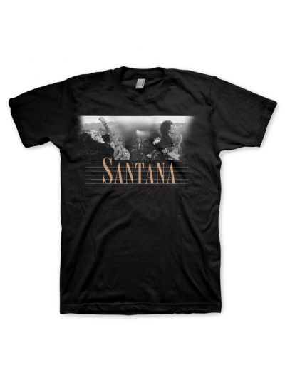 Santana - Here and Then T-Shirt