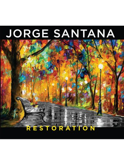 Jorge Santana - Restoration CD