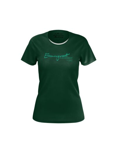 Santana - Encouragement Ladies T-Shirt