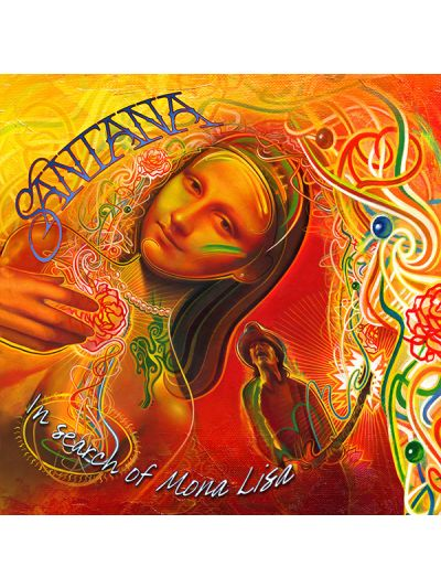 Santana - In Search of Mona Lisa CD