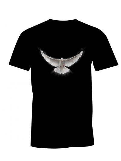 Santana - Power of Peace Dove T-Shirt