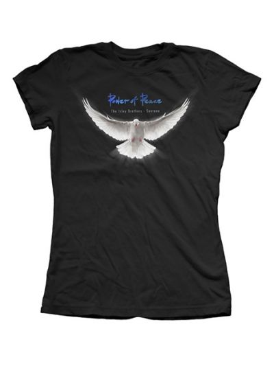 Power of Peace Ladies T-Shirt