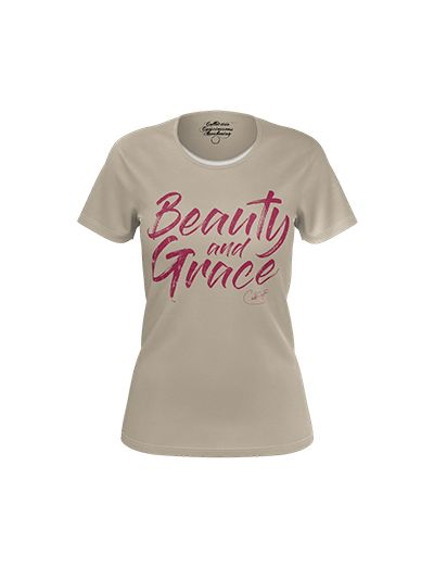 Santana - Beauty & Grace Ladies T-Shirt