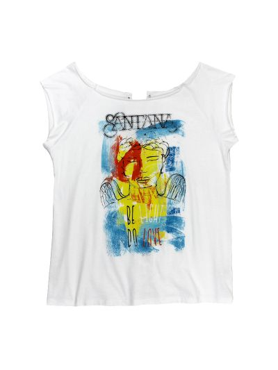 Santana - Calixto Lace Up Juniors Shirt - LIMITED SIZES AVAILABLE