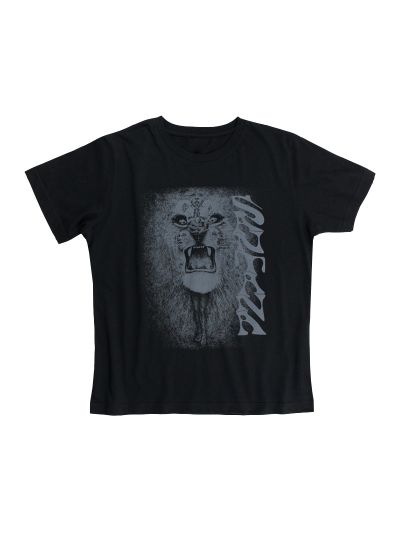 Santana - All Over Lion Ladies T-Shirt