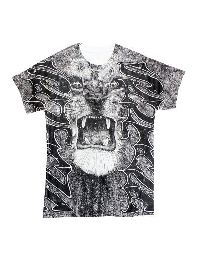 Santana - First Lion Sublimated T-Shirt