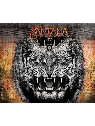 Santana IV Double LP