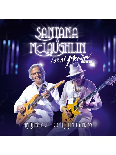 Carlos Santana & John McLaughlin: Invitation to Illumination- Live at Montreux 2011 CD Set