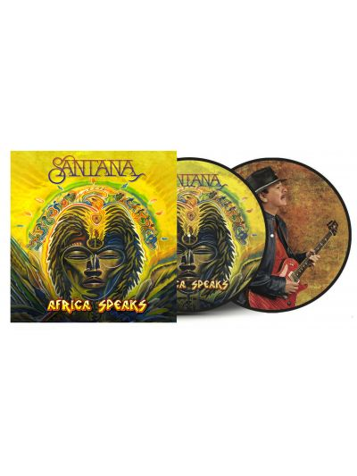 Africa Speaks (Picture Disc) (SANTANA STORE LIMITED EDITION LP)