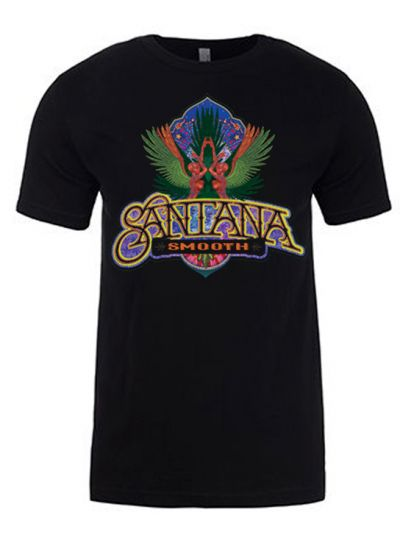 Santana Smooth Logo T-Shirt