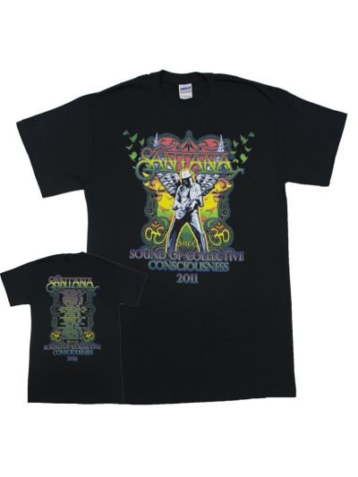 Santana - S.O.C.C. Wings T-Shirt