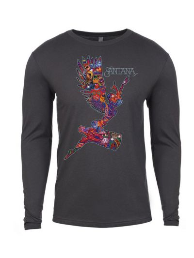 Santana - Super Abraxas Angel Long Sleeve